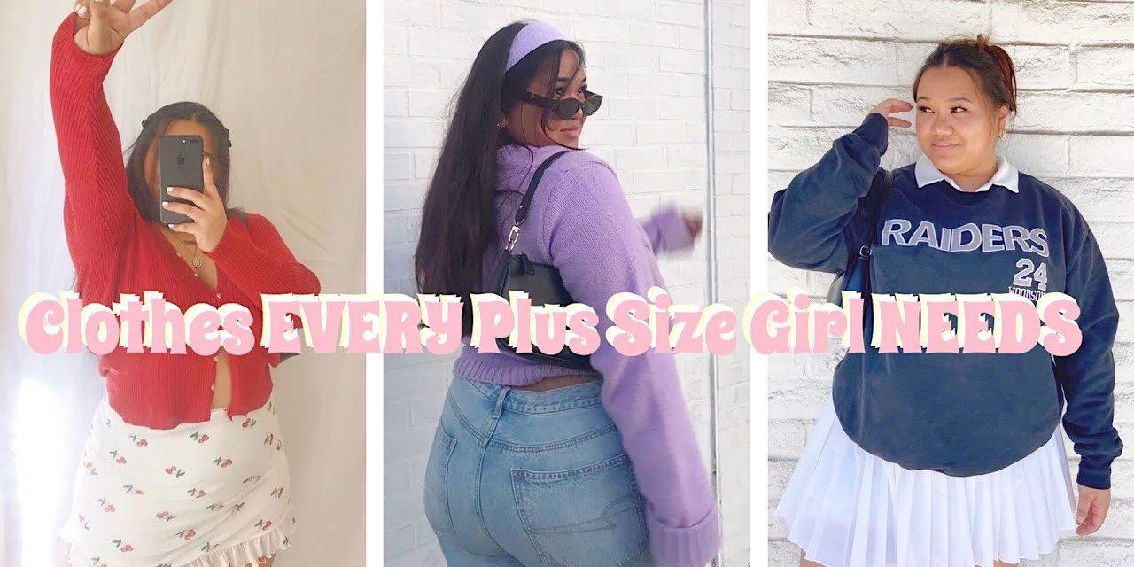 Trendy Closet Essentials for Plus Size!!