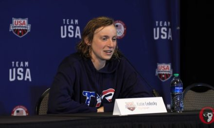 2021 US Olympic Trials Press Conference: Katie Ledecky