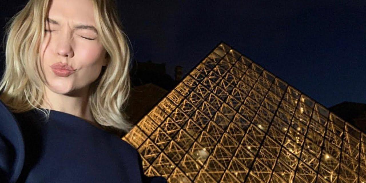 24 Hours In Paris: Fashion Week Edition   Karlie Kloss