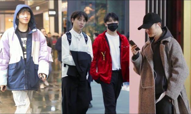 Asian Men's Street Fashion 2020 Epi #1