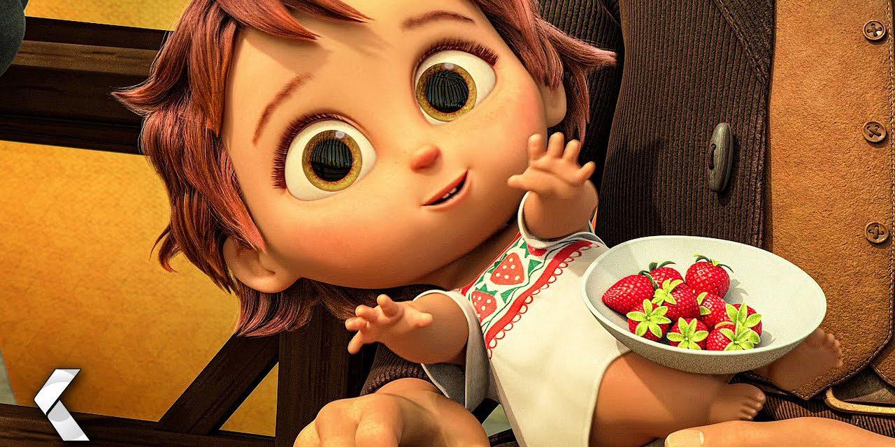 Baby Lucky – SPIRIT UNTAMED Movie Clip (2021)