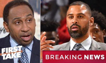 BREAKING NEWS: Celtics to hire Nets' Ime Udoka as head coach – Stephen A. report