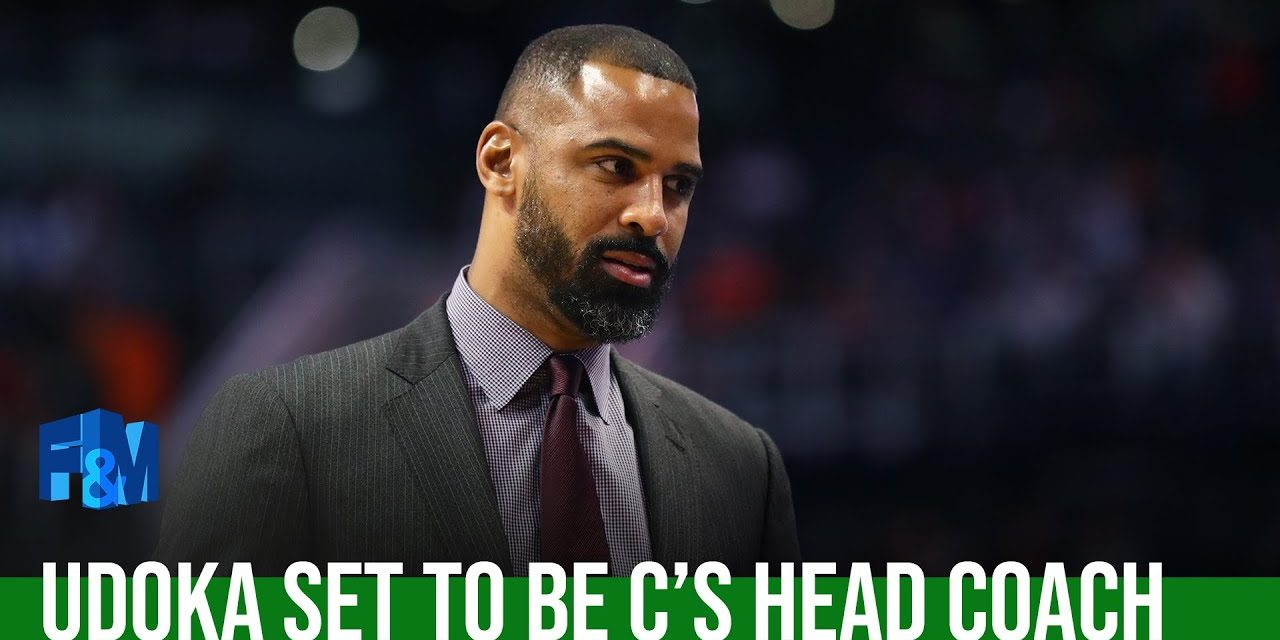 Celtics reportedly finalizing deal with Ime Udoka to be the next head coach   NBC Sports Boston