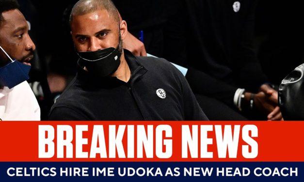 Celtics to Hire Ime Udoka as Head Coach   CBS Sports HQ