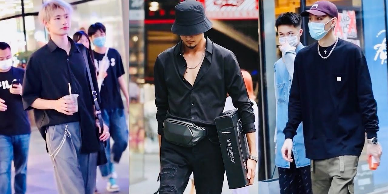 Chinese Street Fashion Compilation