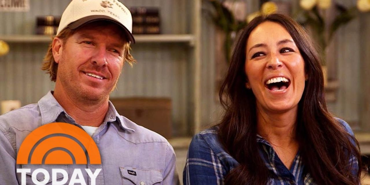 Chip And Joanna Gaines On Their Dreams, How They Got Their Start (Full Interview)   TODAY