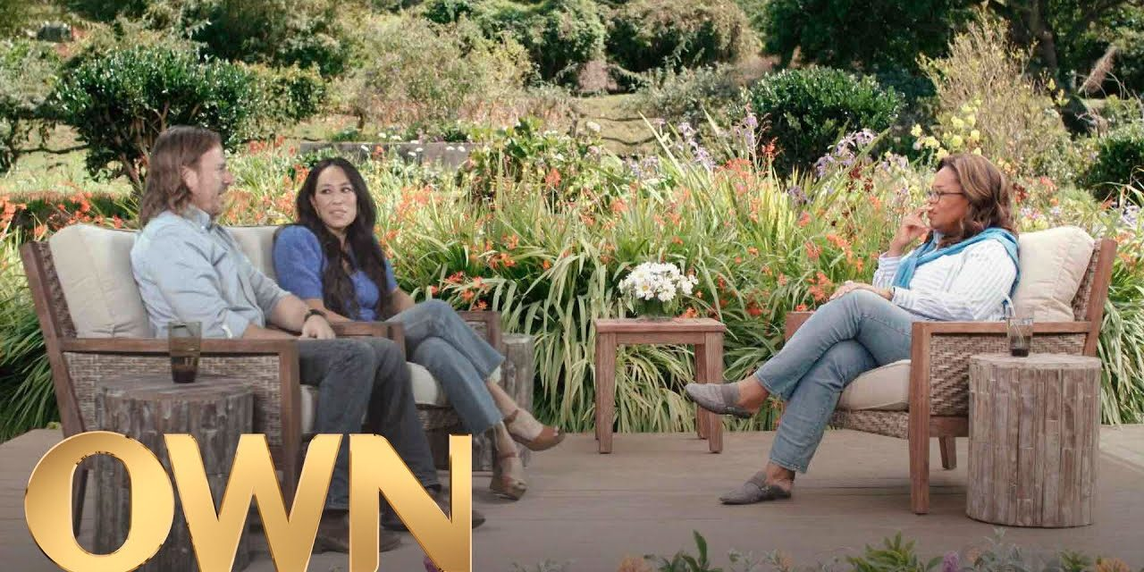 """Chip Gaines to Joanna: """"I Owe You My Life""""   Super Soul   Oprah Winfrey Network"""