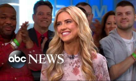 Christina El Moussa First Interview after split from Tarek El Moussa | GMA