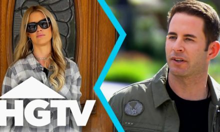 Christina Walks Out Because Tarek Is Shutting Down All Of Her Ideas | Flip Or Flop