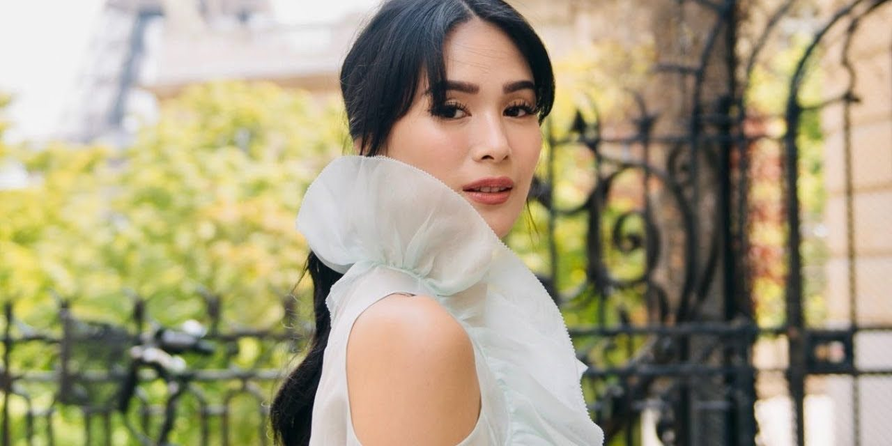 COME TO PARIS FASHION WEEK WITH ME!   Heart Evangelista