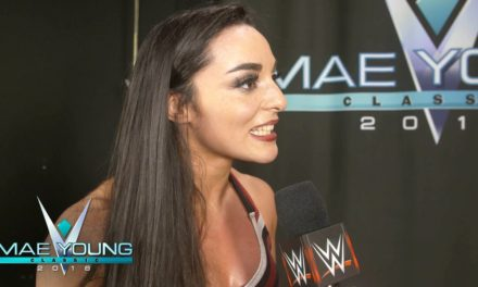 Deonna Purrazzo doesn't care how many arms she has to break: WWE Exclusive, Oct. 10, 2018