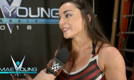 Deonna Purrazzo proudly reflects on her Mae Young Classic experience: WWE Exclusive, Oct. 17, 2018
