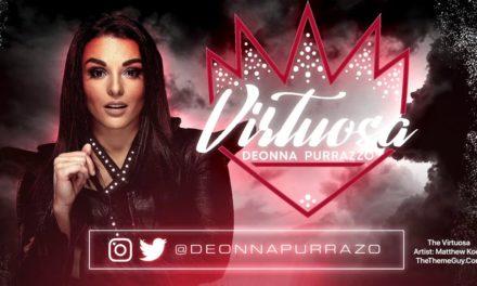 """Deonna Purrazzo """"The Virtuosa"""" – Entrance Music"""