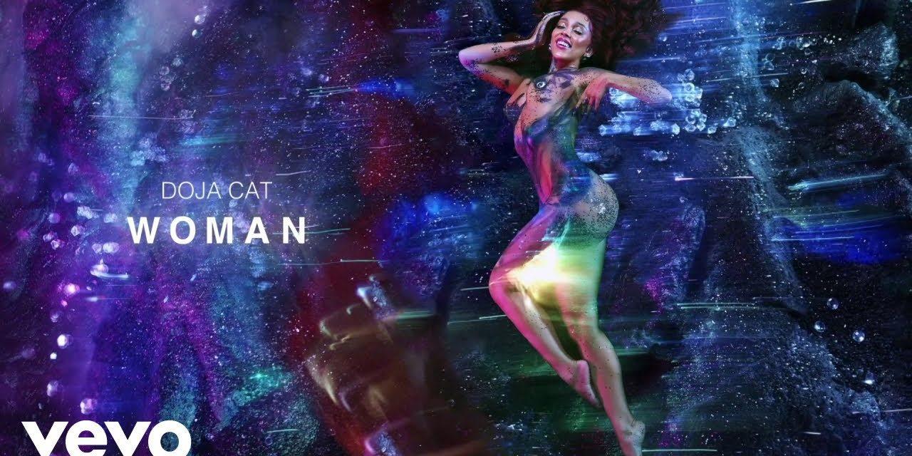Doja Cat – Woman (Visualizer)