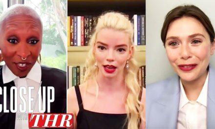 FULL Drama Actresses Roundtable: Anya Taylor-Joy, Elizabeth Olsen & More | Close Up
