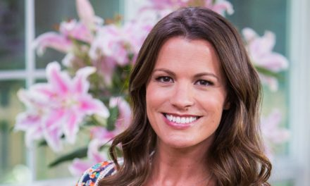 Home & Family – Soap Talk with Melissa Claire Egan