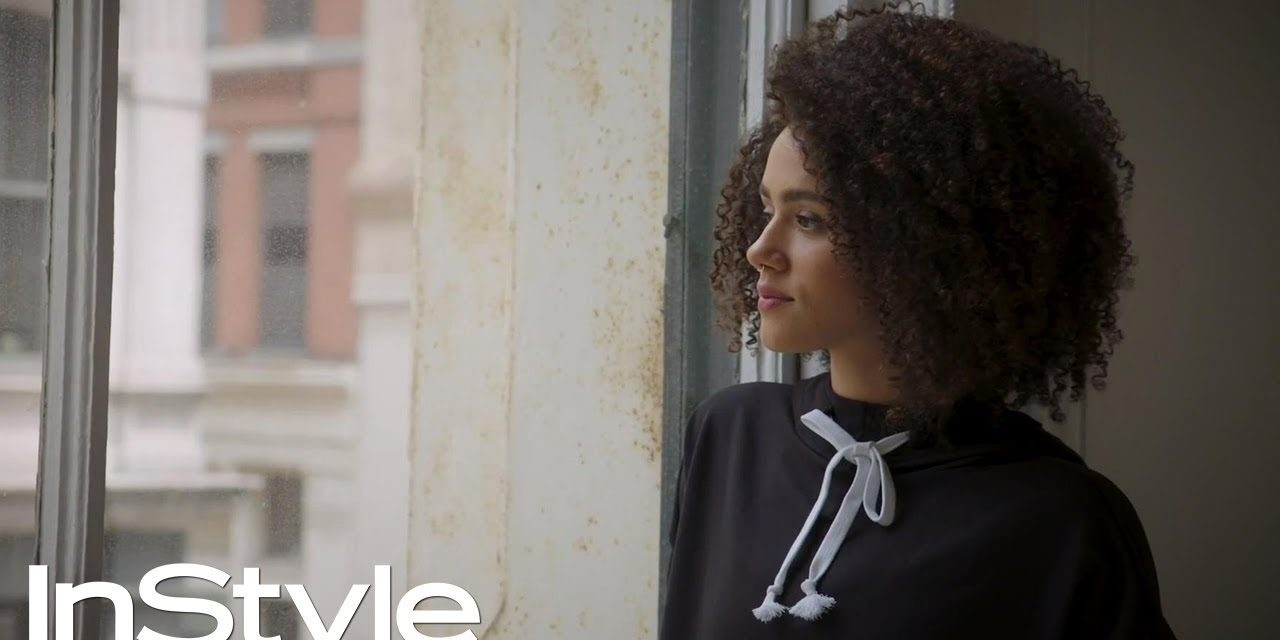 How Game of Thrones Actress Nathalie Emmanuel Learned to Love Her Hair | InStyle