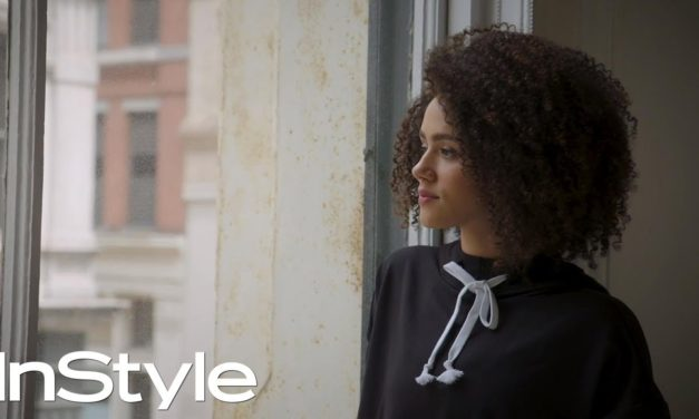 How Game of Thrones Actress Nathalie Emmanuel Learned to Love Her Hair   InStyle