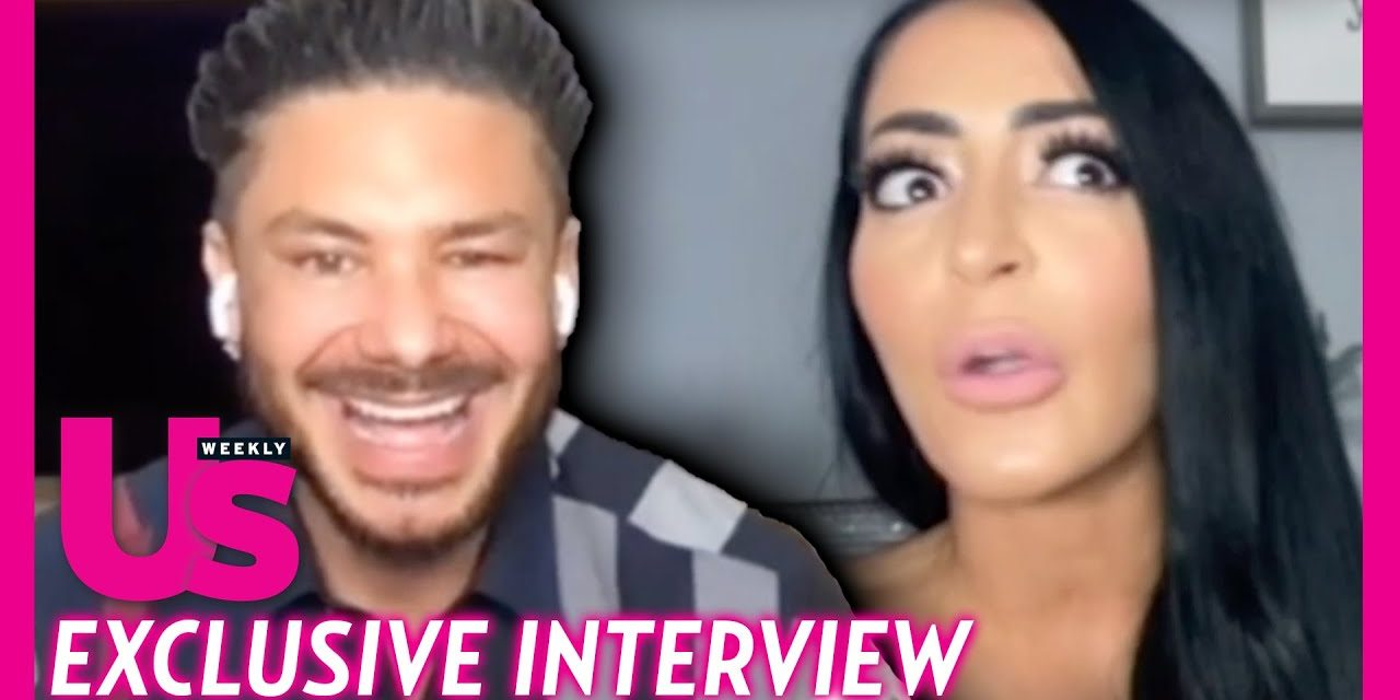 Jersey Shore Pauly D Talks Marriage & Angelina Reveals If She Has Baby Fever