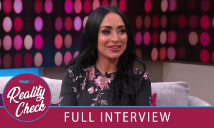 Jersey Shore's Angelina Pivarnick On Her Wedding, Mike's Return & Chris And Vinny | PeopleTV