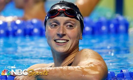 Katie Ledecky clinches Olympic spot with dominating 400m freestyle win | NBC Sports