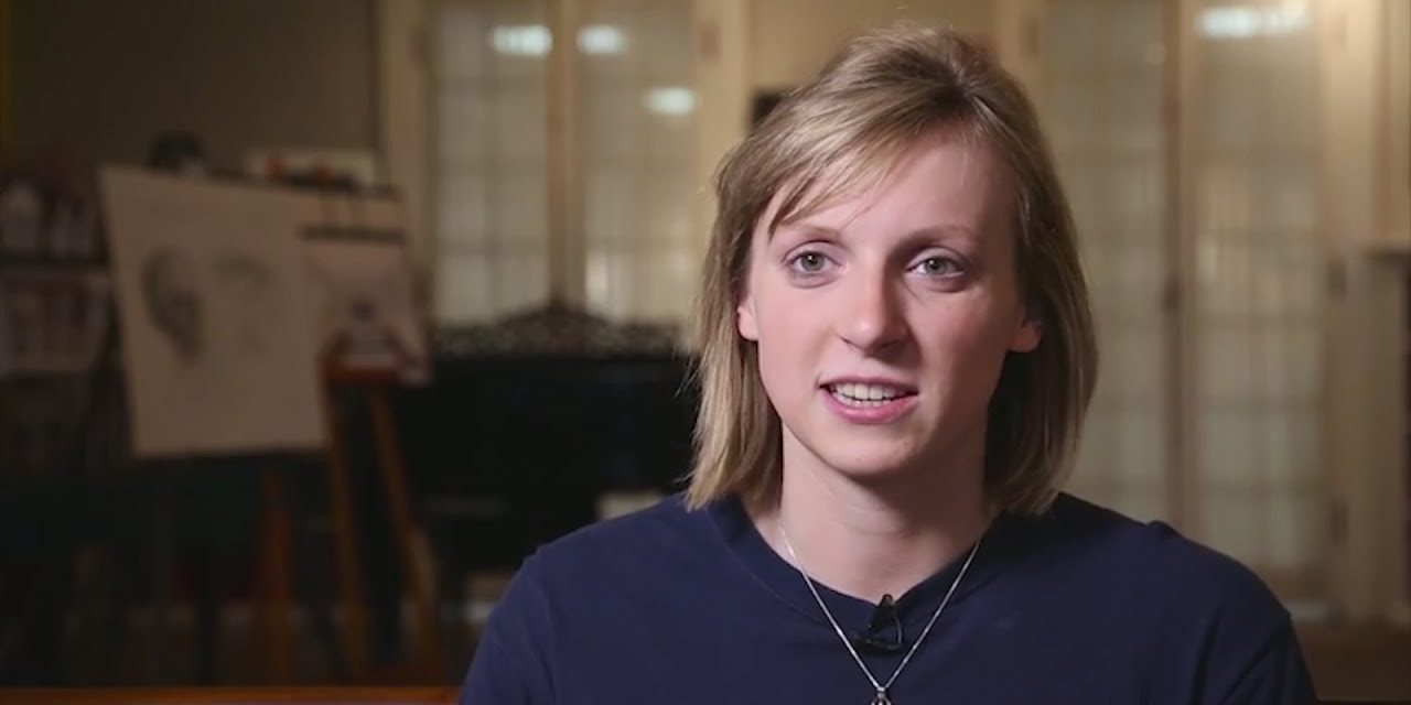 Katie Ledecky Is On Her Way To Tokyo In Typical Katie Ledecky Fashion