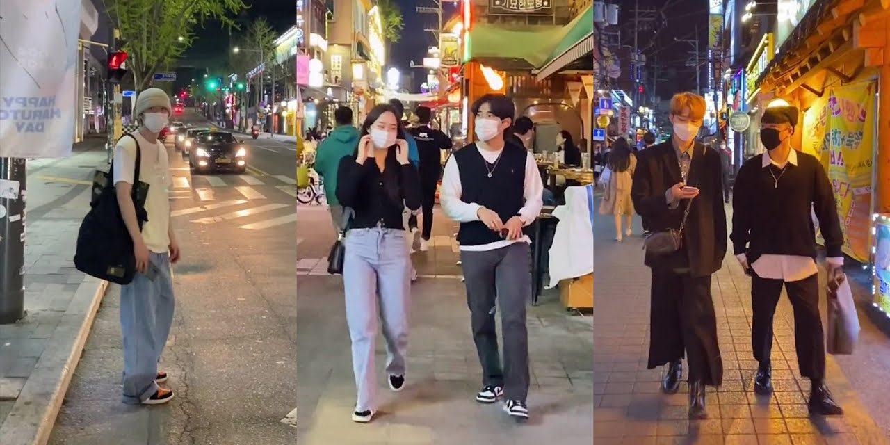 Korean Street Fashion ~ Viable Fashion抖音China TikTok Ep 01
