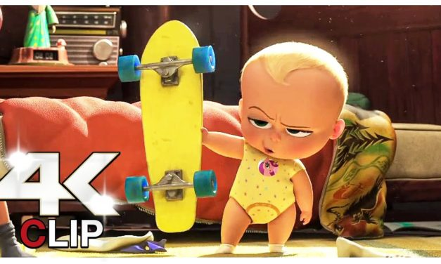 Late For School Scene   THE BOSS BABY 2 FAMILY BUSINESS (NEW 2021) Movie CLIP 4K