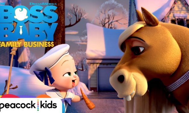Late for School   THE BOSS BABY: FAMILY BUSINESS