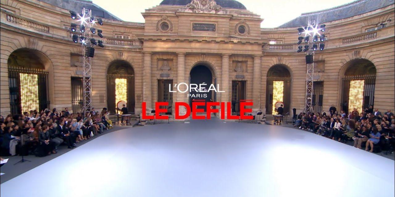 L'OREAL PARIS X PARIS FASHION WEEK 2019 #LOREALPFW