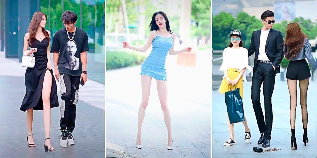 Mejores Street Fashion Tik Tok / Douyin China Ep. 10