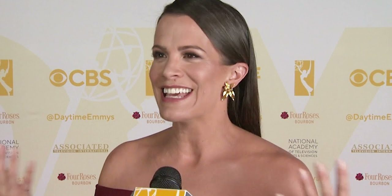 Melissa Claire Egan Interview – The Young and the Restless – Lead Actress Nominee