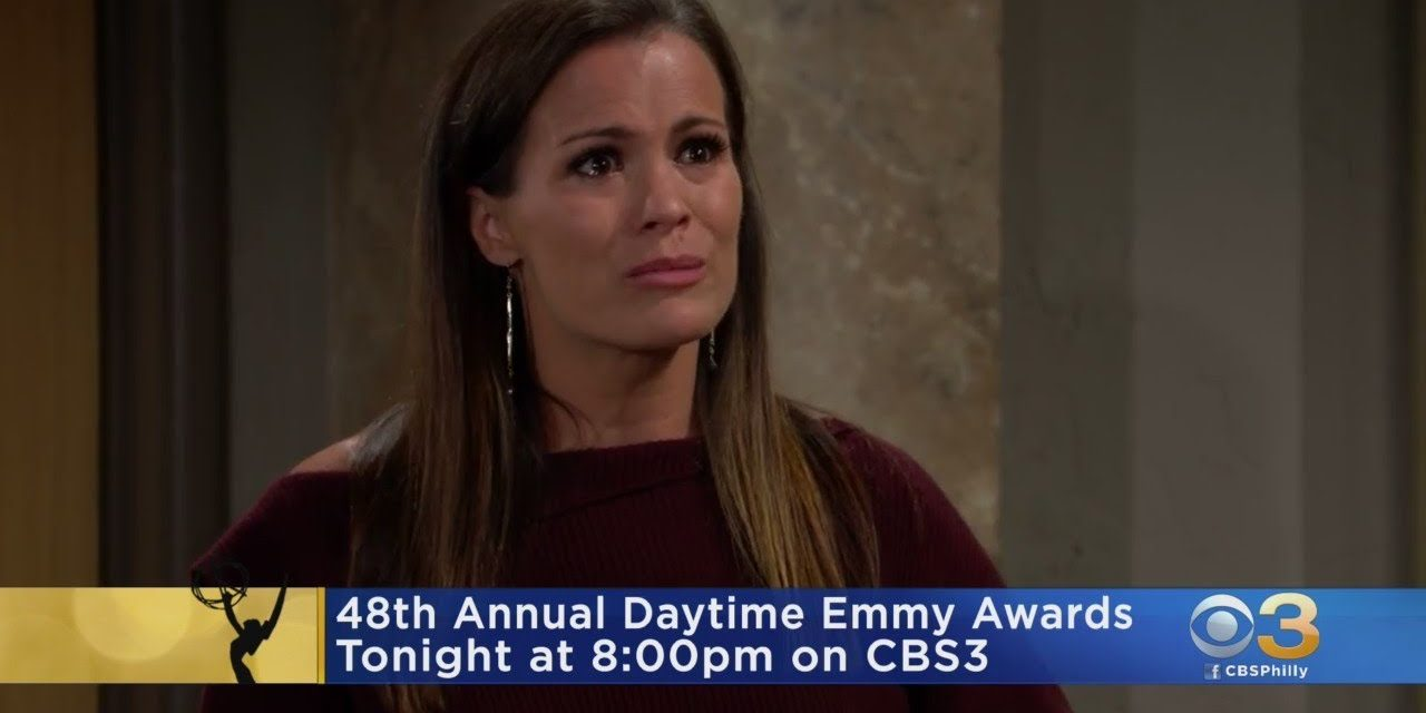 Melissa Claire Egan, Jacqueline Macinnes Wood Talk About Their Emmy Nominations