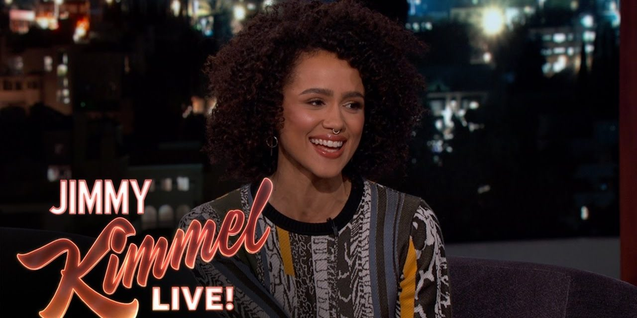 Nathalie Emmanuel answers our quick-fire Missandei Game of Thrones questions
