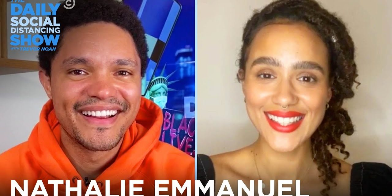 """Nathalie Emmanuel – """"Die Hart"""" & Diversity Behind the Camera 