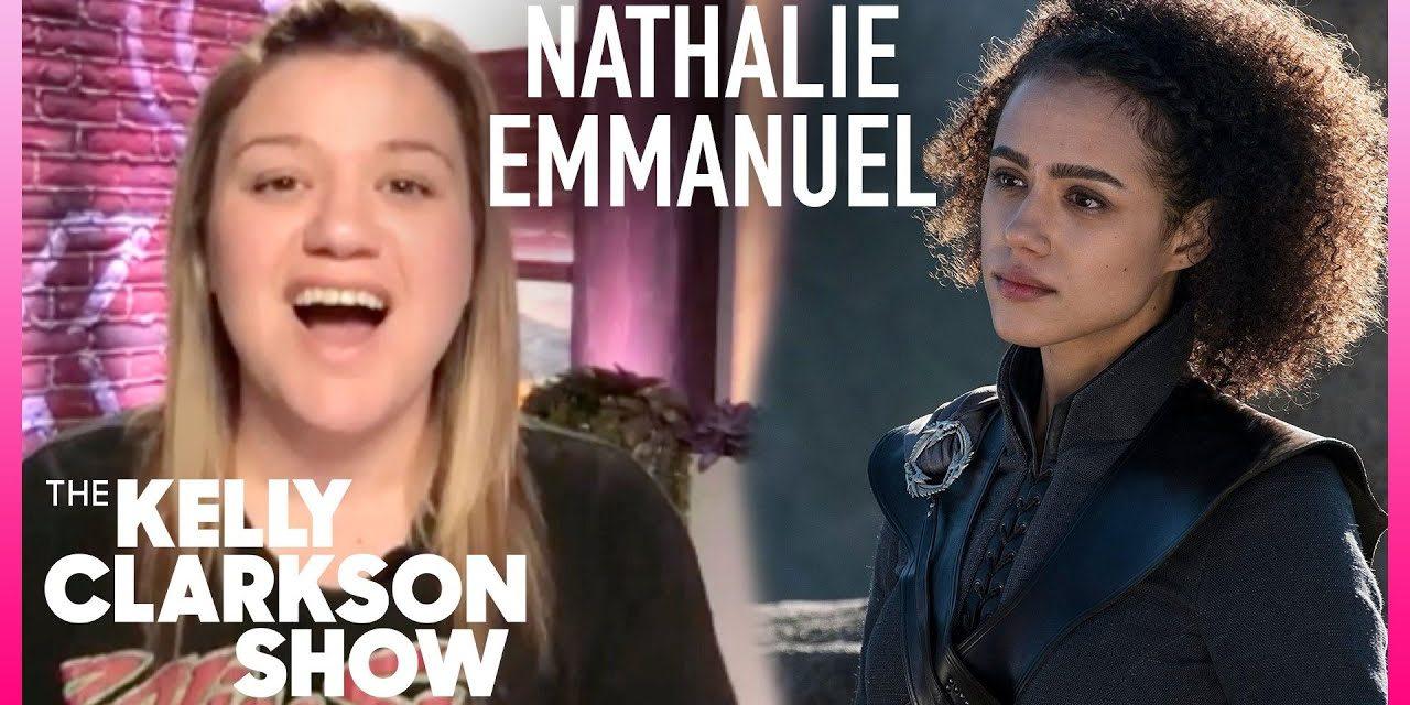 Nathalie Emmanuel Drops Details On 'Game of Thrones' Cast, Post-Finale 🐉