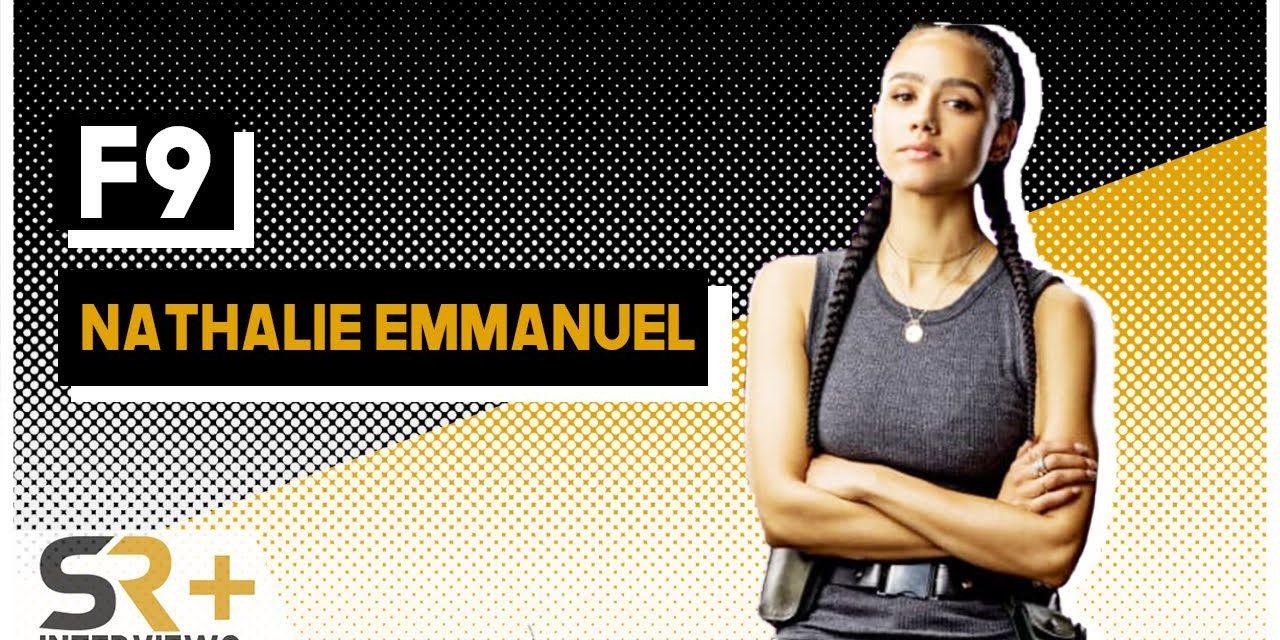 Nathalie Emmanuel Interview: F9