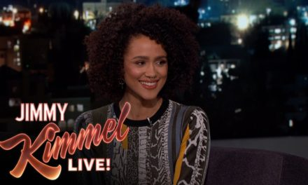 Nathalie Emmanuel on The Fate of the Furious