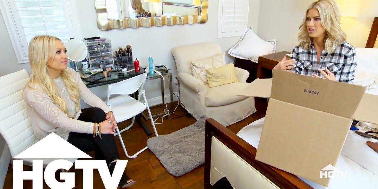 Packing Up and Moving On | Christina on the Coast | HGTV