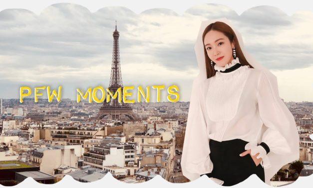 Paris Fashion Week Moments