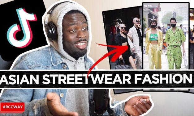 Reacting To Chinese Street Fashion on Tik Tok! FIRST IMPRESSIONS!