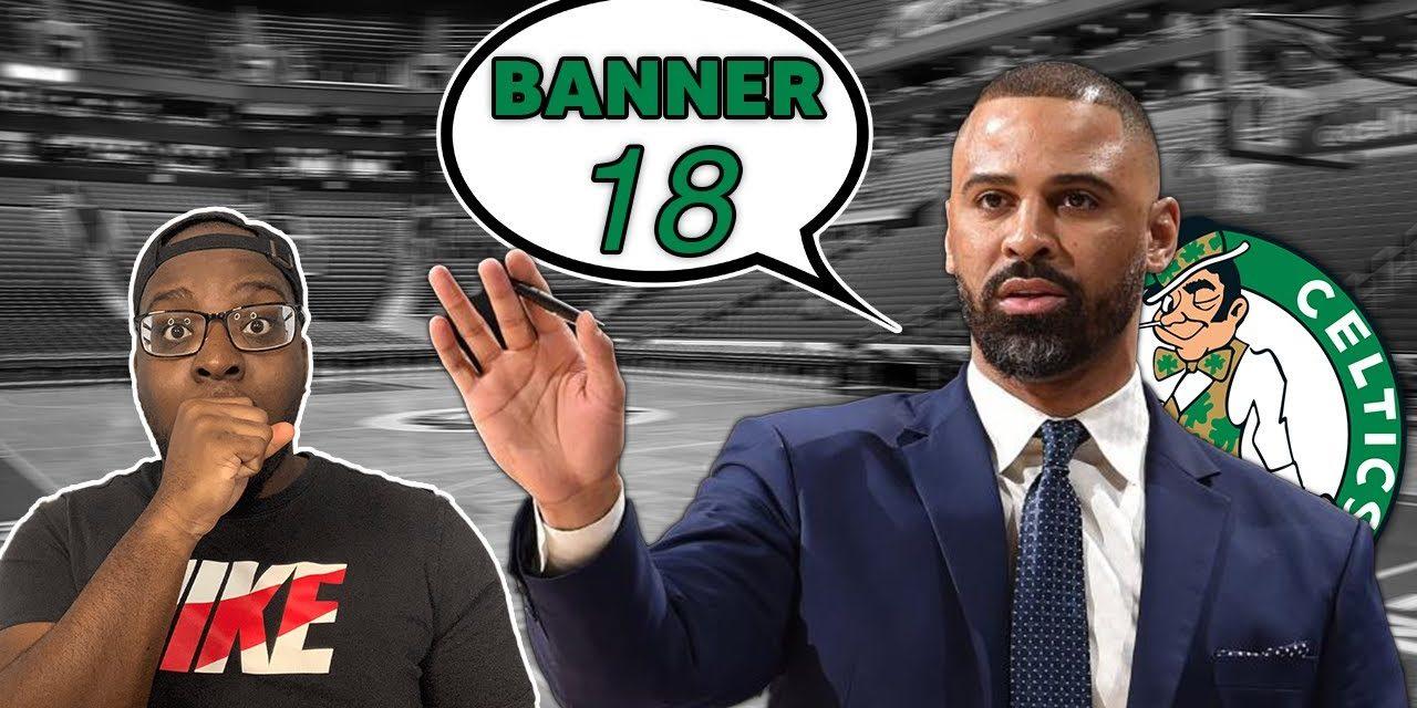 Reacting to the Boston Celtics New Coach Ime Udoka