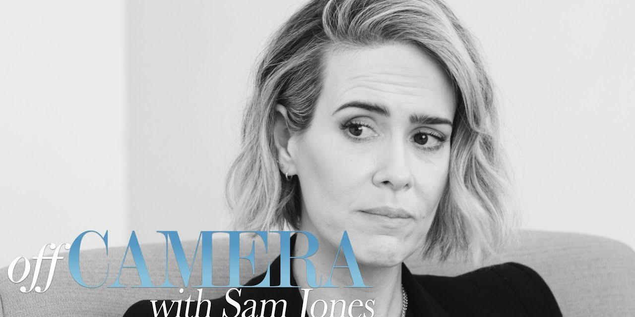 Sarah Paulson Discovers Her Emotional Truth