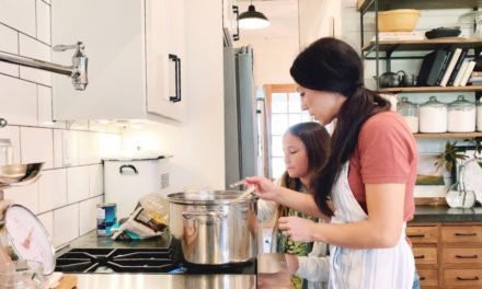 Spinach Tortellini Soup with Joanna Gaines | Magnolia Table, Vol.  2