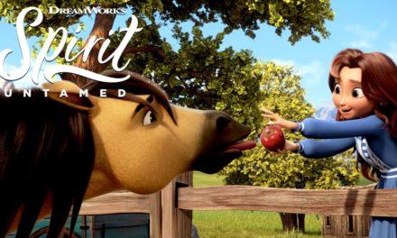 Spirit Goes Wild For Apples | SPIRIT UNTAMED