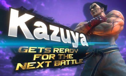 Super Smash Bros Ultimate Kazuya Reveal Trailer Nintendo Direct 2021 HD