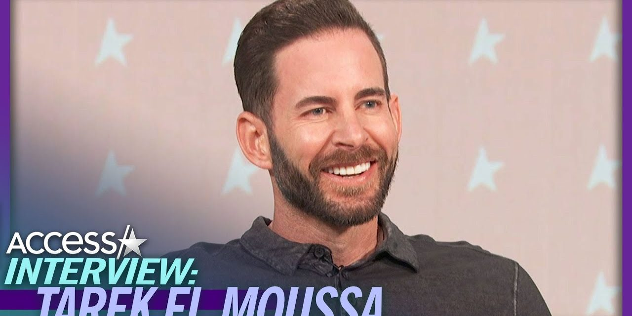 Tarek El Moussa On Relationship With Ex Christina: 'We're Thriving'