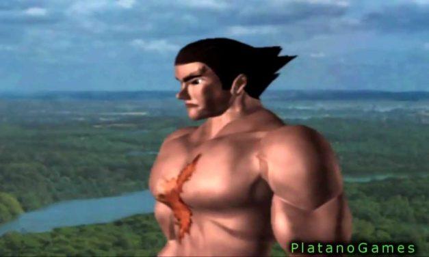 Tekken 1 – Kazuya Mishima Ending – HD