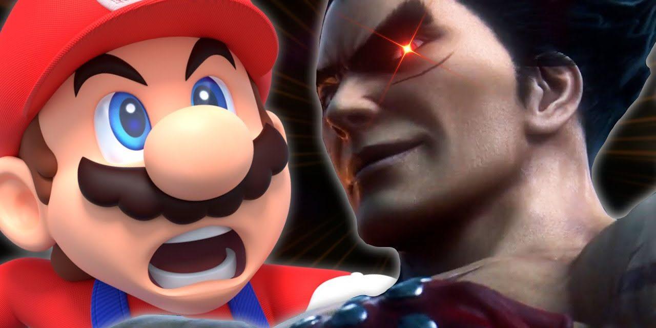 Tekken's KAZUYA joins Smash Ultimate!