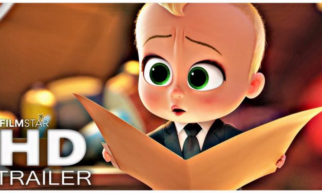 THE BOSS BABY 2: Family Business Final Trailer (2021)